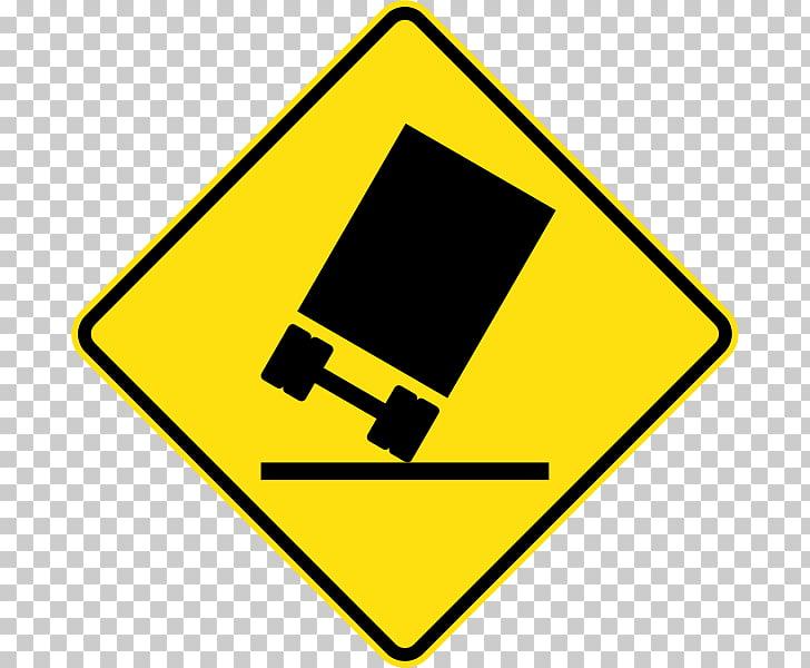 Unir carril camino señal de tráfico camino PNG Clipart.