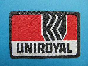 Details about Vintage Uniroyal Tires Employee Work Shirt Uniform Hat Jacket  Patch B.