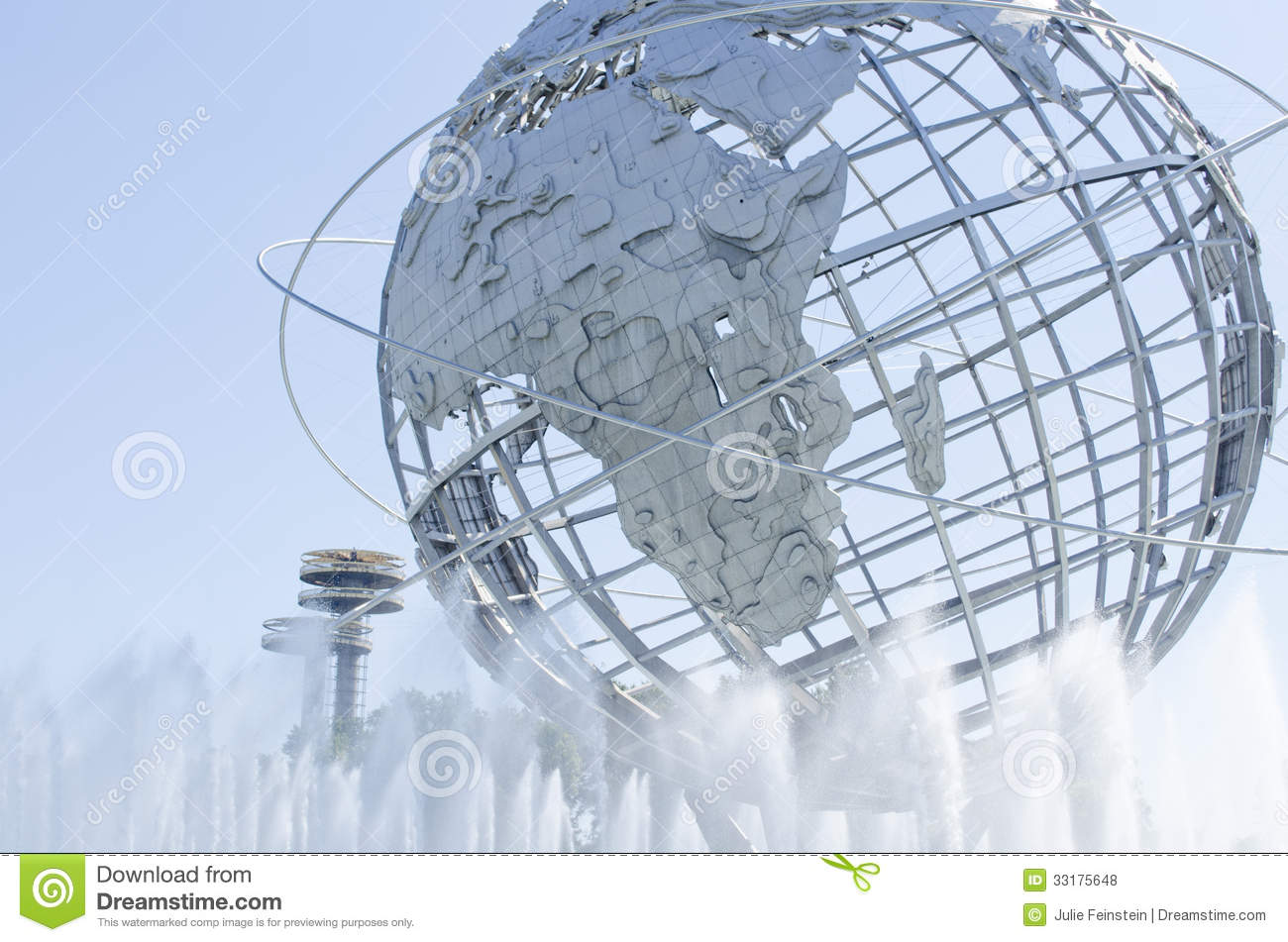 Unisphere Stock Photos, Images, & Pictures.