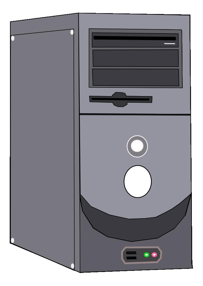 System Unit Clipart.