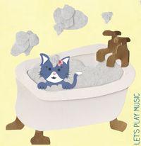 Splish, Splash, Splosh! Bath Time Song.