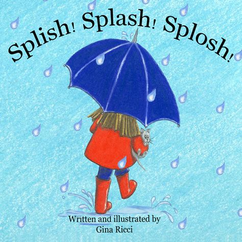 children books rain.
