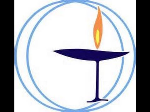 The Flaming Chalice and the Unitarian Universalist Church.