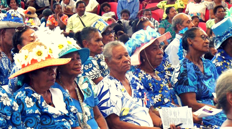 United Church celebrates 50 years in PNG.