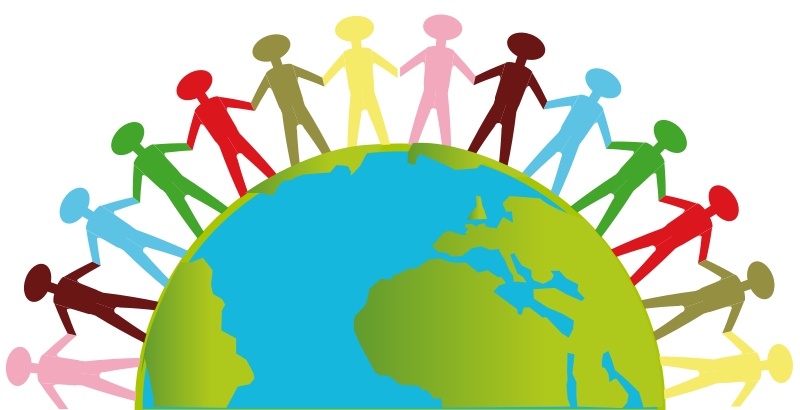 Free Clipart: United on earth.