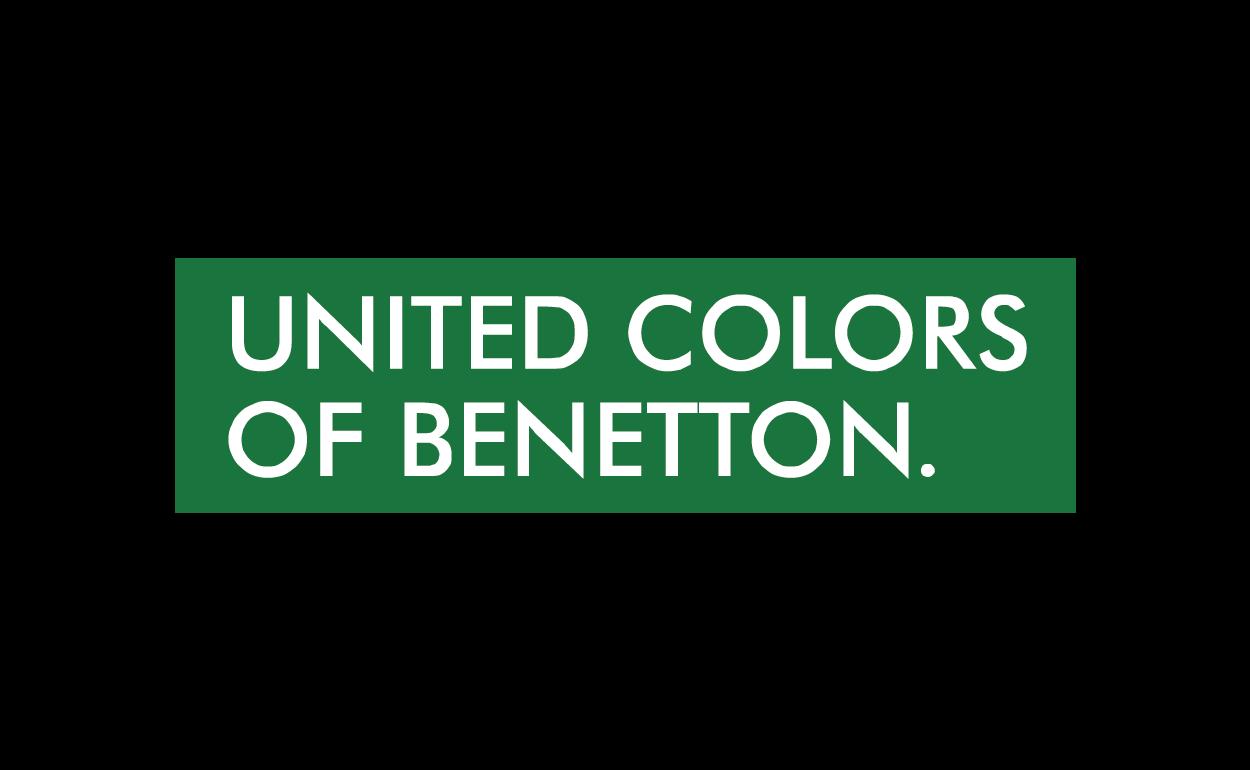 Benetton logo.