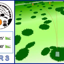 Moraga Disc Golf.