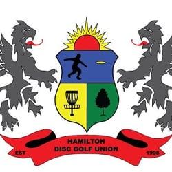 Hamilton Disc Golf Union.