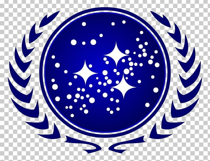 United Federation Of Planets Starfleet Star Trek Logo.