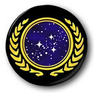 Details about United Federation of Planets Logo.