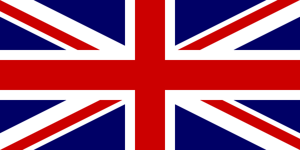 United Kingdom Flag Clipart.
