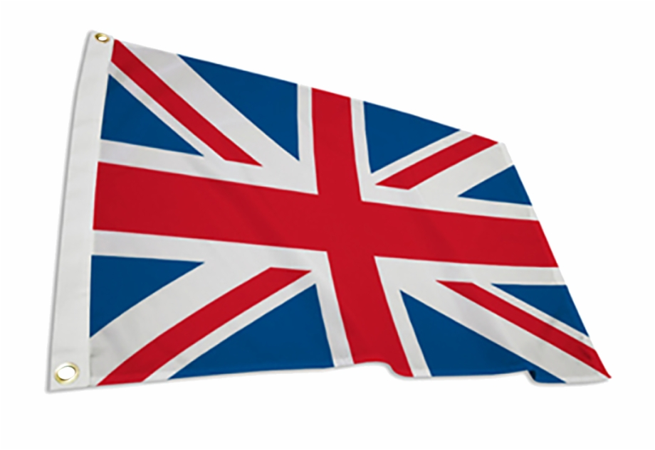 United Kingdom International Flag.