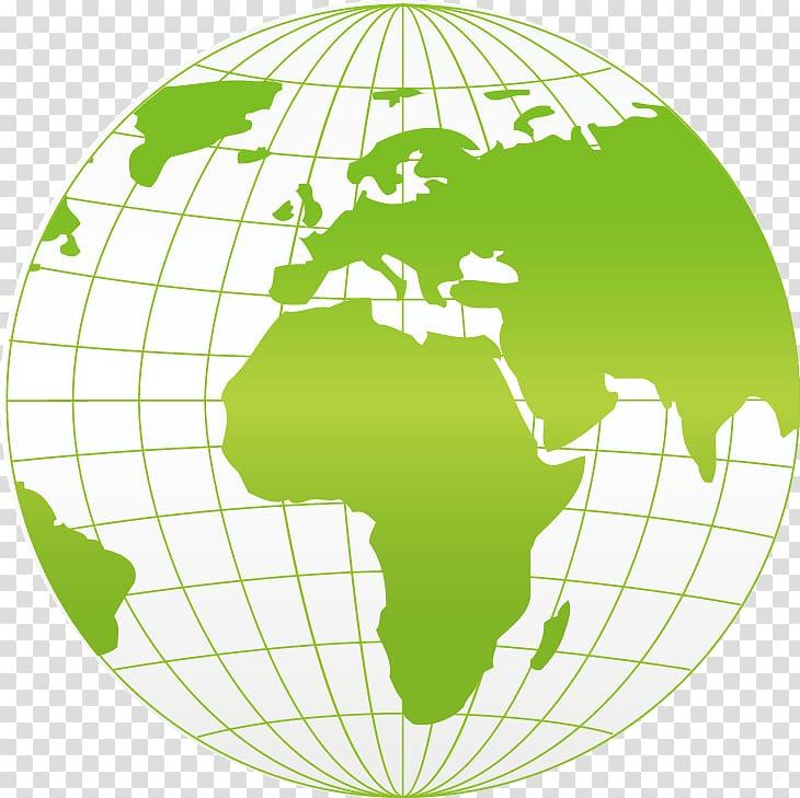 United Kingdom United States New Zealand World map, Green.