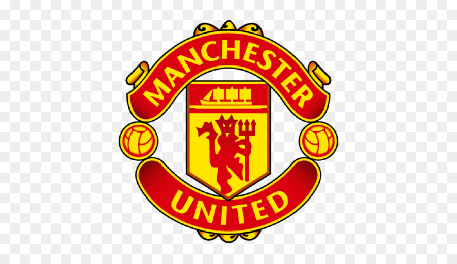 Manchester United Logo clipart.