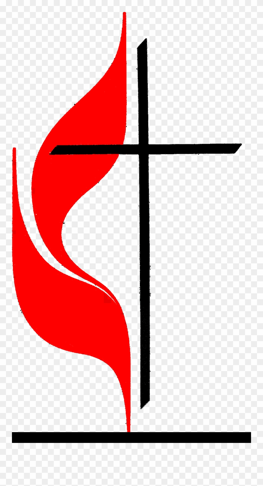 High Resolution United Methodist Church Logo Clipart.