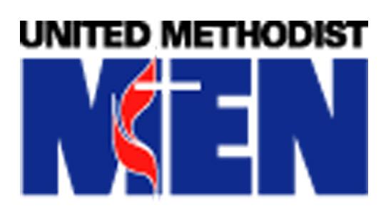 United methodist men Logos.