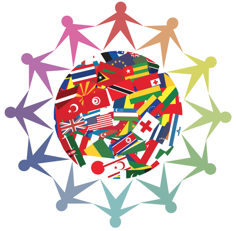 Model United Nations Clipart.
