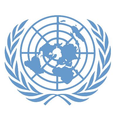 United Nations Logo.