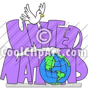united nations day clip art.