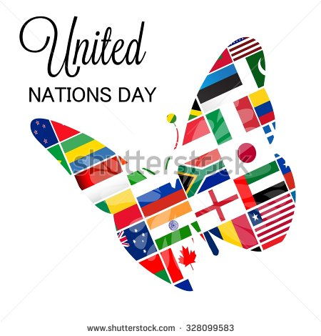 45+ Happy United Nations Day Greeting Pictures And Images.