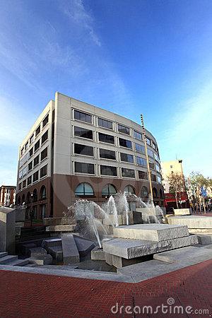 Plaza San Francisco, Downtown Cali.