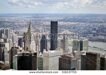New York Plaza Stock Photos, Royalty.