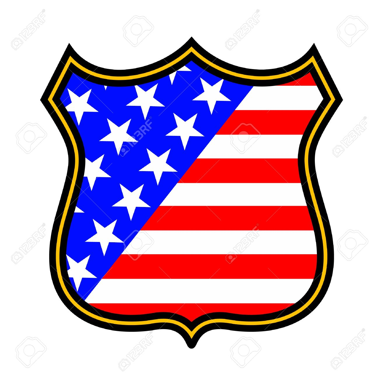 Emblem Of The United States Royalty Free Cliparts, Vectors, And.
