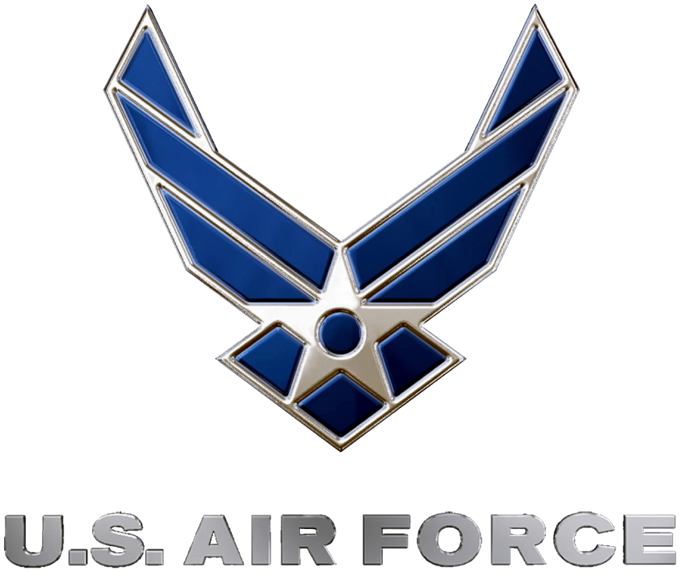 United States Air Force Symbol.