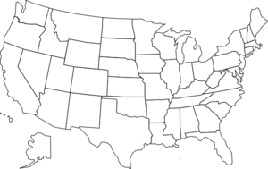 8+ United States Clipart.