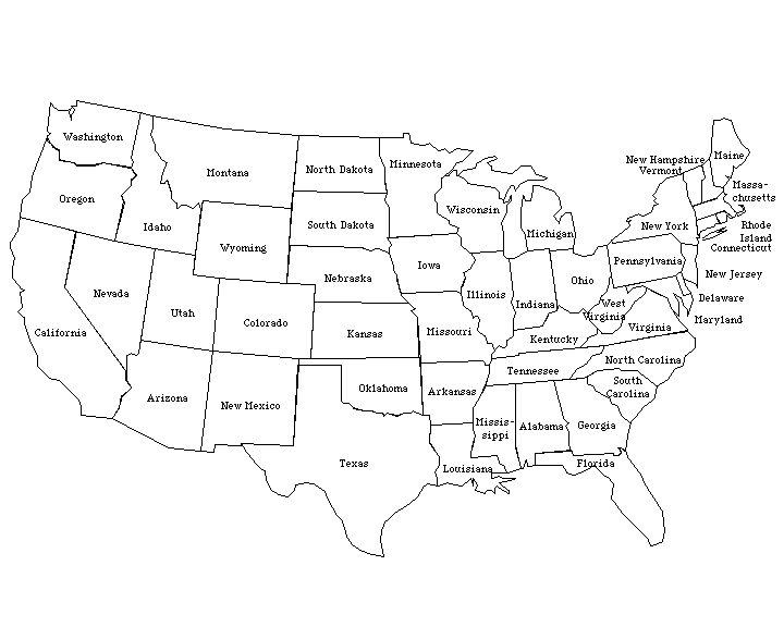 united states clipart black and white 20 free Cliparts ...