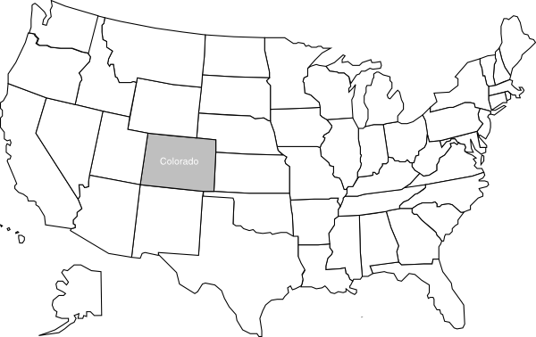 Similiar Colorado State Map Clip Art Keywords.