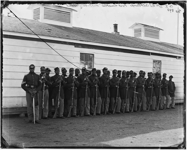 4th U.S. Colored Troops.
