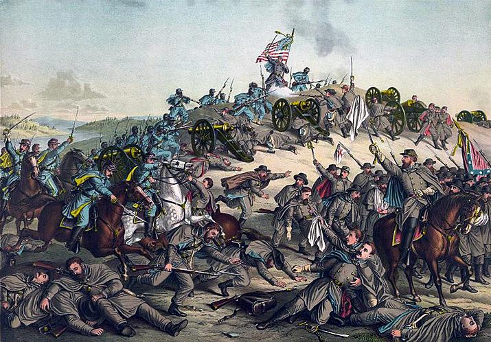 U.S. Colored Troops.