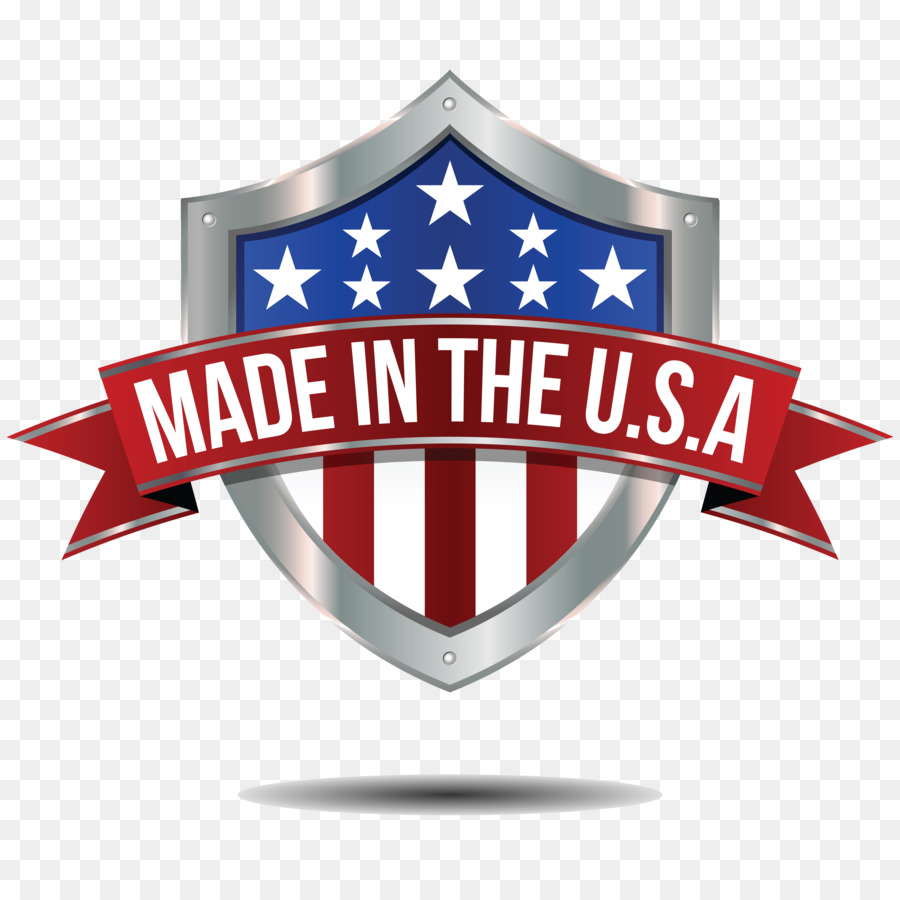 United States Logo Made in USA Manufacturing.