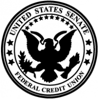 United States Senate FCU Logo Vector (.EPS) Free Download.