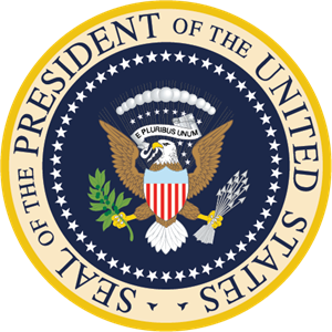 President Of The United States Logo Vector (.EPS) Free Download.
