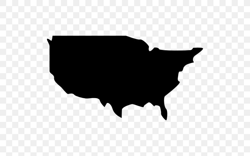 United States Map Clip Art, PNG, 512x512px, United States.