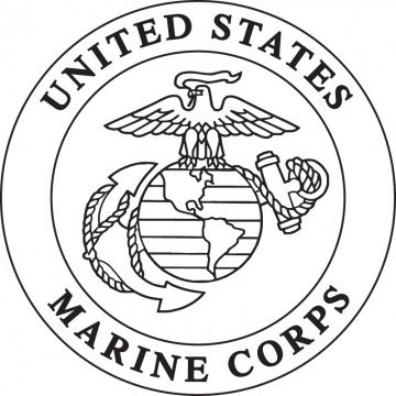 Marine Corps Emblem Drawing at PaintingValley.com.