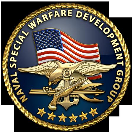 Military Insignia 3D : U.S. Navy SEALs.
