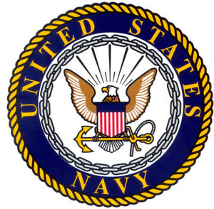 Details about Clear United States Navy Seal Outside Window Decal.