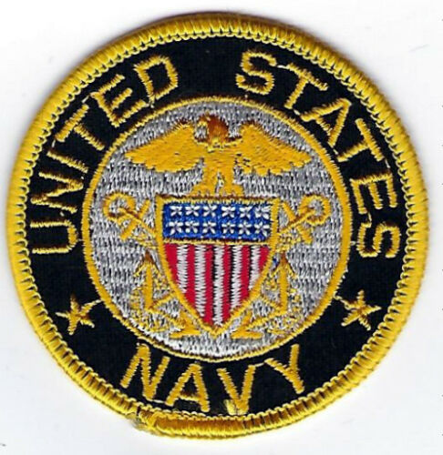 Details about UNITED STATES NAVY SEAL LOGO CREST HAT PATCH US VETERAN PIN  UP TOPGUN BALD EAGLE.