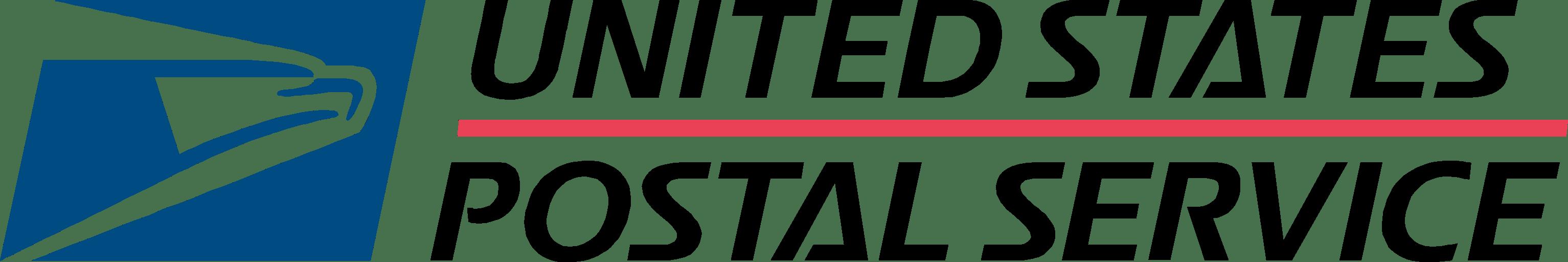 United States Postal Services USPS Logo transparent PNG.