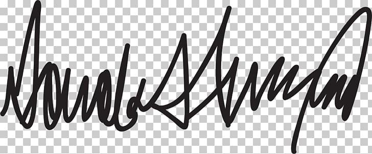 President of the United States Signature Handwriting Writer.