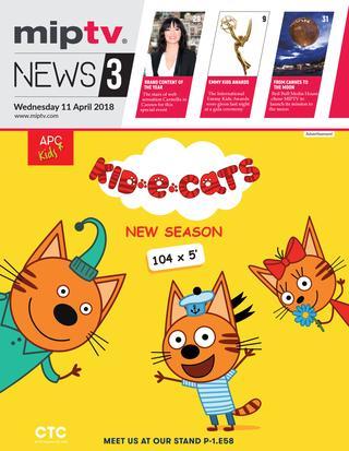 Miptv 2018 news 3 by MIPMarkets.