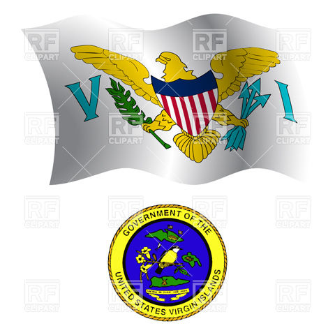 United states virgin islands clipart #10