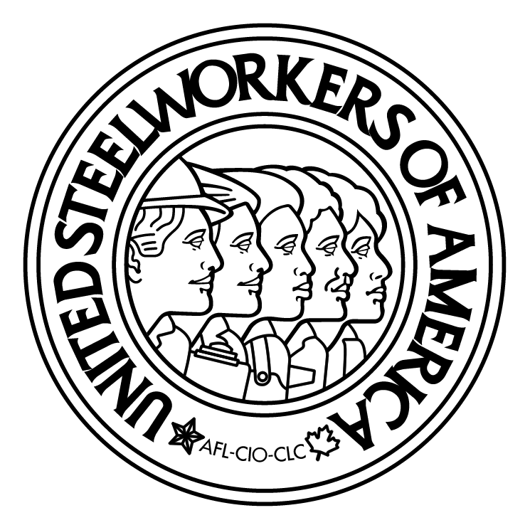 United steelworkers of america (62011) Free EPS, SVG.
