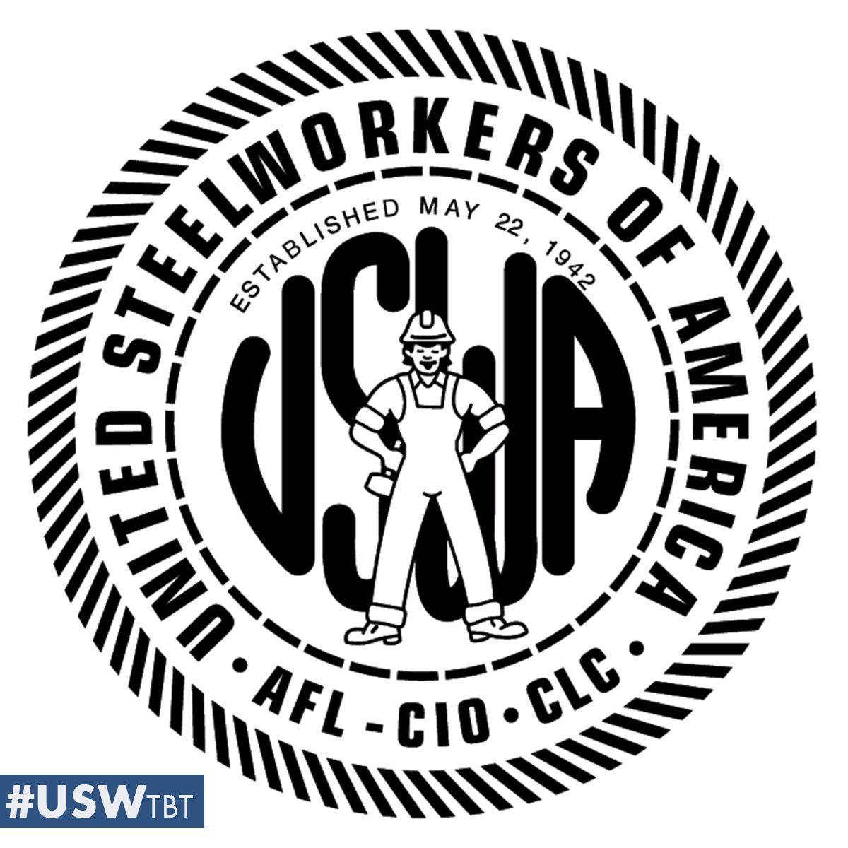 Steelworker Logo.