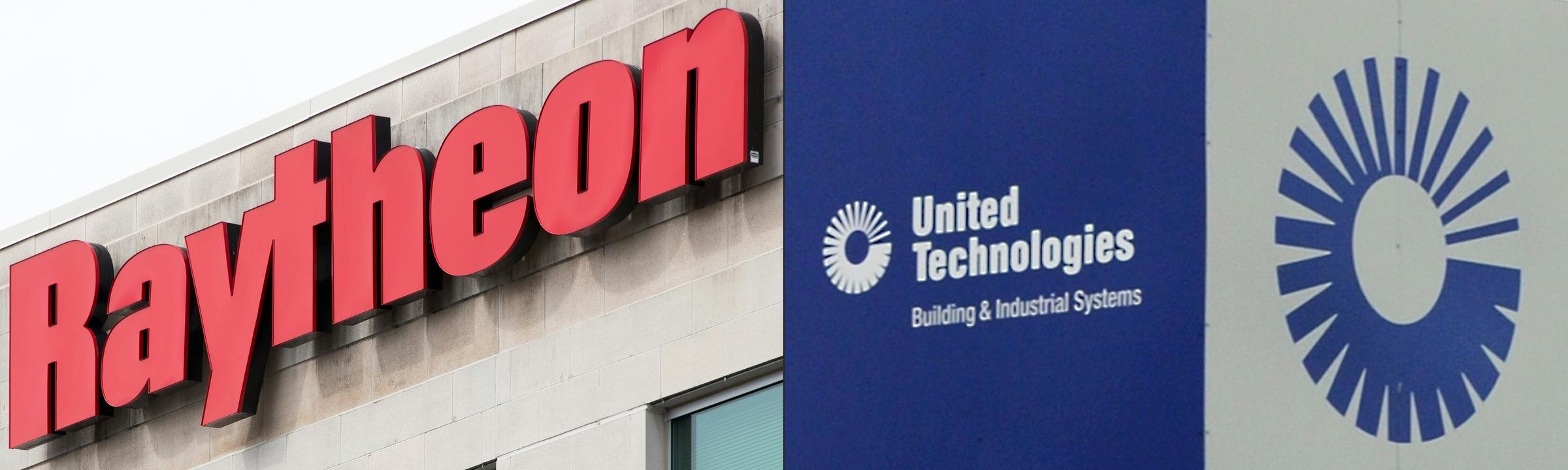 Raytheon, United Technologies Merger Will Create A New.