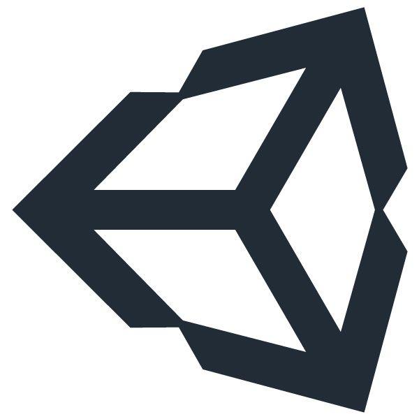 Unity 3D Icon Vector Logo.