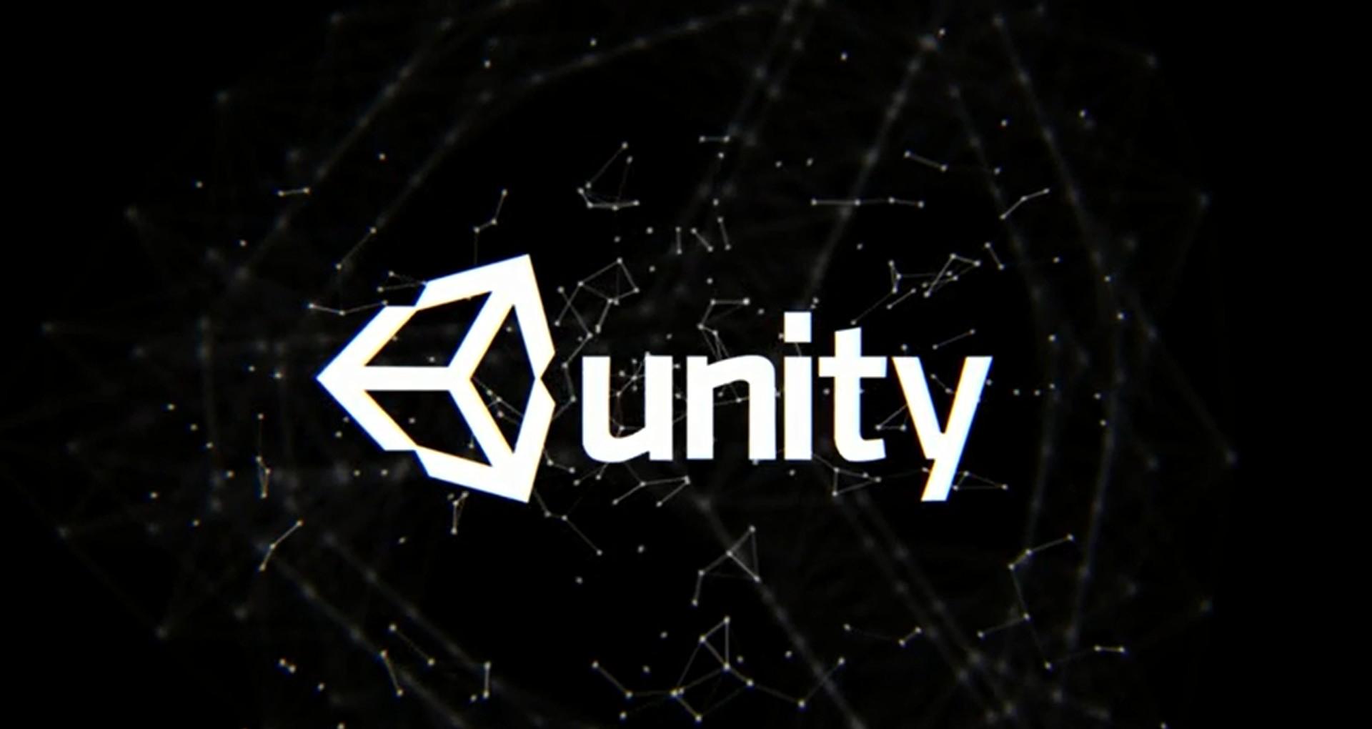 Unity 3d Logos.